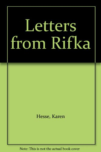 9780780725577: Letters from Rifka