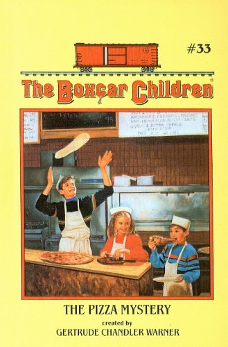 9780780725980: The Pizza Mystery (Boxcar Children)