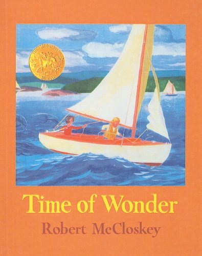 9780780728387: Time of Wonder (Picture Puffin Books (Pb))