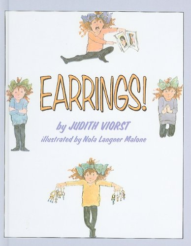 Earrings!: Judith Viorst, Nola