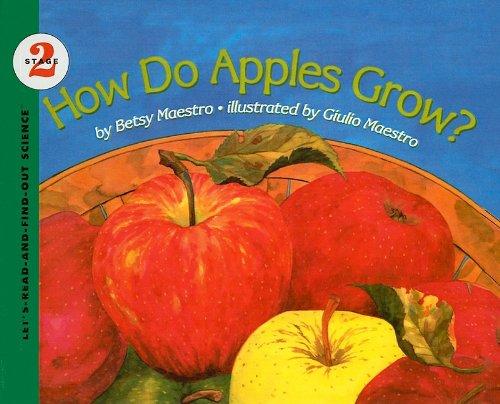 9780780729926: How Do Apples Grow?