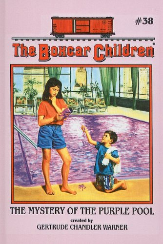 9780780730205: The Mystery of the Purple Pool (Boxcar Children (Pb))