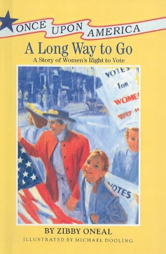 9780780731318: A Long Way to Go (Once Upon America (Prebound))
