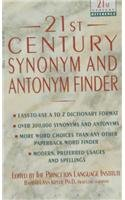 9780780732520: 21st Century Synonym and Antonym Finder (21st Century Reference (Pb))