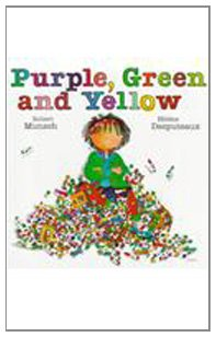 9780780732810: Purple, Green and Yellow
