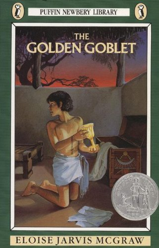 9780780734296: The Golden Goblet (Puffin Newbery Library)