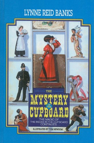 9780780738324: The Mystery of the Cupboard (Indian in the Cupboard)