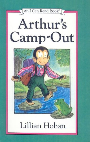 9780780739611: Arthur's Camp-Out (I Can Read Books: Level 2)