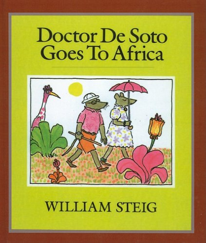 9780780739888: Doctor de Soto Goes to Africa (Trophy Picture Books (Pb))