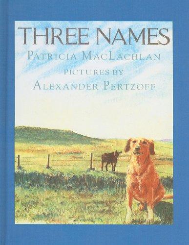 9780780740624: Three Names
