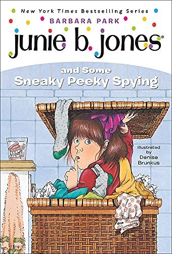 9780780741232: Junie B. Jones and Some Sneaky Peeky Spying