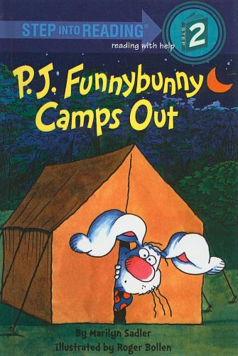 9780780741508: P.J. Funnybunny Camps Out (Step Into Reading: A Step 2 Book)