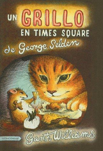 9780780741973: Un Grillo en Times Square (English and Spanish Edition)