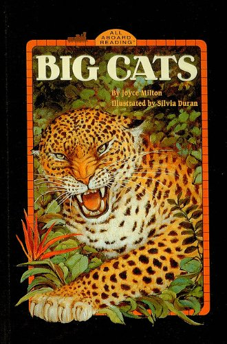 9780780742802: Big Cats (All Aboard Science Reader: Level 2 (Pb))
