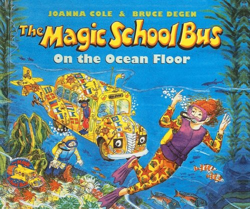 9780780743496: The Magic School Bus on the Ocean Floor