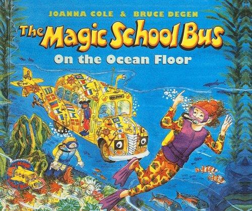 9780780743496: The Magic School Bus on the Ocean Floor