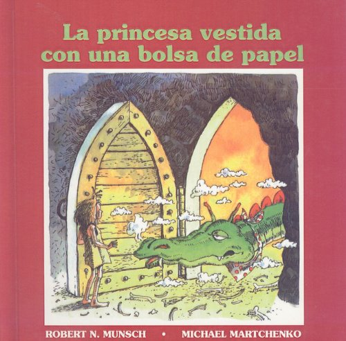 9780780745124: La Princesa Vestida Con una Bolsa de Papel = The Paper Bag Princess
