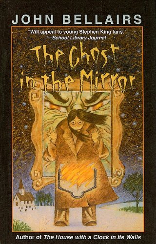 9780780747319: The Ghost in the Mirror (Puffin Chillers)