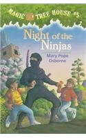 9780780751859: Night of the Ninjas (Magic Tree House)