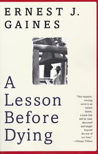 9780780752887: A Lesson Before Dying (Vintage Contemporaries)