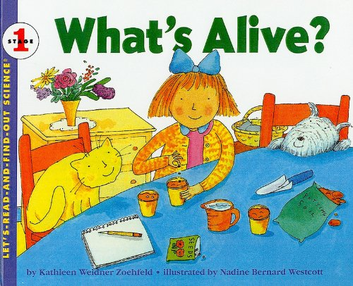 9780780754133: What's Alive? (Let's Read-And-Find-Out Science (Library))
