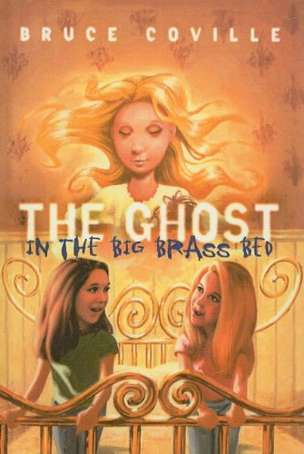 9780780758032: The Ghost in the Big Brass Bed