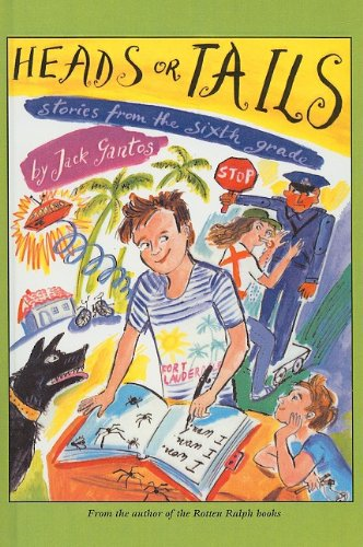 9780780759138: Heads or Tails: Stories from the Sixth Grade (Jack Henry Adventures (Pb))