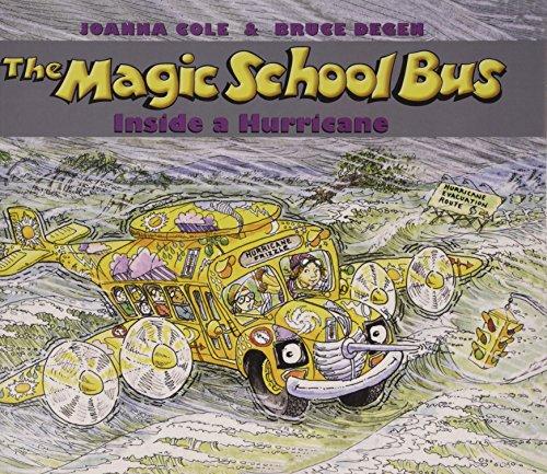 9780780761711: The Magic School Bus Inside a Hurricane (Magic School Bus (Pb))