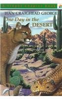 9780780762213: One Day in the Desert (Trophy Chapter Book)