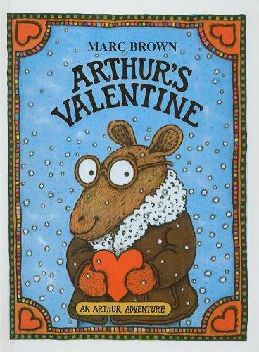 9780780762503: Arthur's Valentine (Arthur Adventures (Pb))
