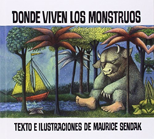 9780780762671: Donde Viven Los Monstruos/ Where the Wild Things Are (Historias Para Dormir)