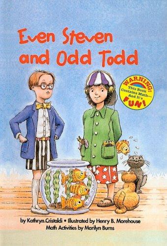 9780780762701: Even Steven and Odd Todd (Scholastic Reader: Level 3)