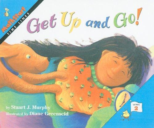 9780780762756: Get Up and Go! (Mathstart: Level 2 (Prebound))