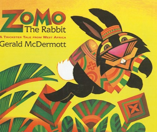 9780780763869: Zomo the Rabbit: A Trickster Tale from West Africa