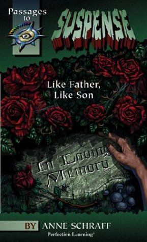 Like Father, Like Son (Passages Novels): Schraff, Anne E.