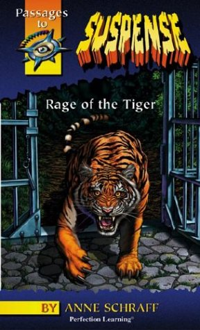 9780780765382: Rage of the Tiger (Passages to Suspense Hi: Lo Novels)