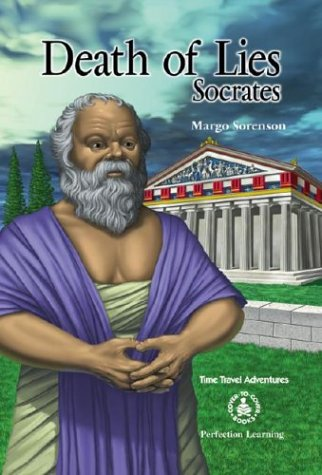 9780780767911: Death of Lies: Socrates (Cover-To-Cover Biographical Novels)