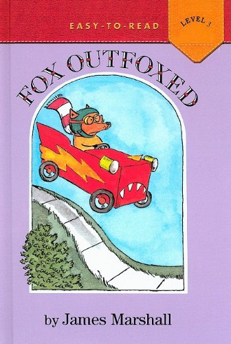 9780780768208: Fox Outfoxed (Puffin Easy-To-Read: Level 3)