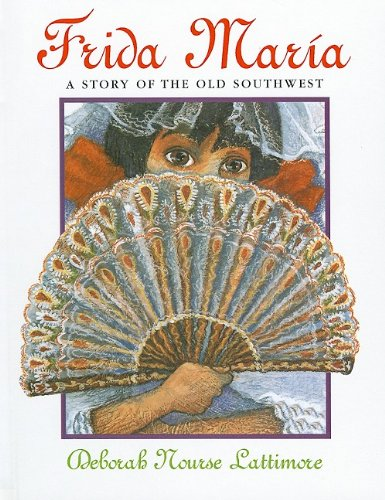 9780780768215: Frida Maria: A Story of the Old Southwest