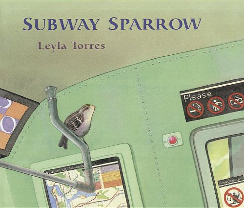 9780780768543: Subway Sparrow (English, Spanish and Polish Edition)
