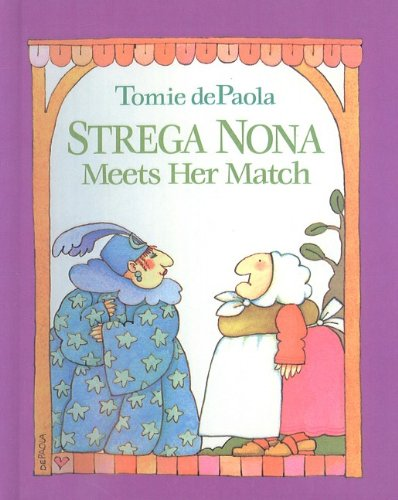 9780780769120: Strega Nona Meets Her Match