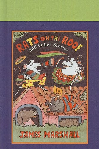 9780780769267: Rats on the Roof: And Other Stories (Puffin Chapters)