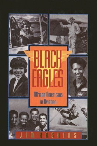 9780780769366: Black Eagles: African Americans in Aviation