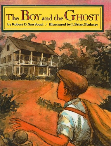 The Boy and the Ghost: Robert D San Souci