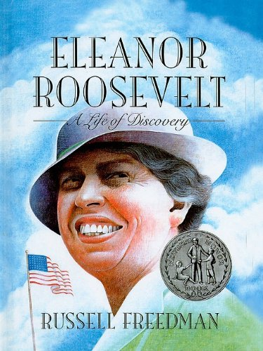 9780780770010: Eleanor Roosevelt: A Life of Discovery (Clarion Nonfiction)