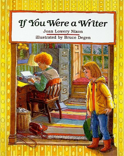 9780780770065: If You Were a Writer