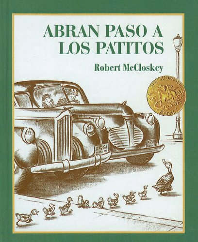 9780780771437: Abran Paso A los Patitos = Make Way for Ducklings (Picture Puffin Books)