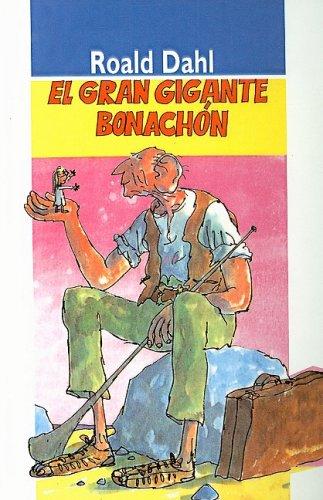 9780780771611: El Gran Gigante Bonachon (Coleccion Nuevos Horizontes) (Spanish Edition)