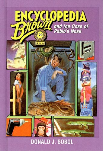 9780780772182: Encyclopedia Brown and the Case of Pablo's Nose