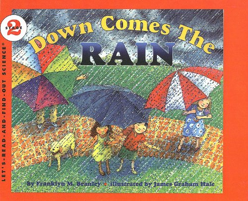 9780780772489: Down Comes the Rain (Let's-Read-And-Find-Out Science: Stage 2 (Pb))